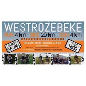 3ème Sportics Crossduatlon Westrozebeke